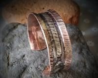 Andreucetti Copper Silver Bracelet 6 (8)-1