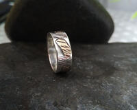 Andreucetti Silver Gold Ring 2 (3)